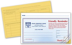 Collection Systems - Compact One-Write - 100 Forms