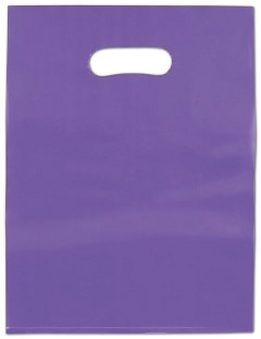 Frosted High Density Merchandise Bags - 500 Bags