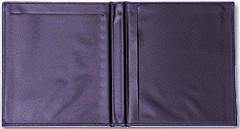 3-On-A-Page Secretary Checkminder Cover -  1 Binder
