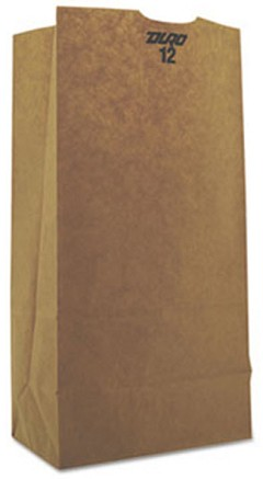 Paper Bag Heavy-Duty Kraft - 500 Bags